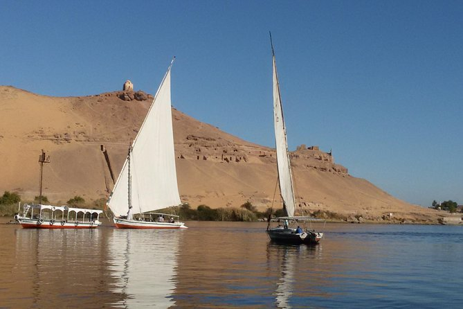 Aswan Tombs of the Nobles Private Half-Day Tour