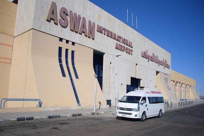 Transfer from Aswan to Abu Simbel