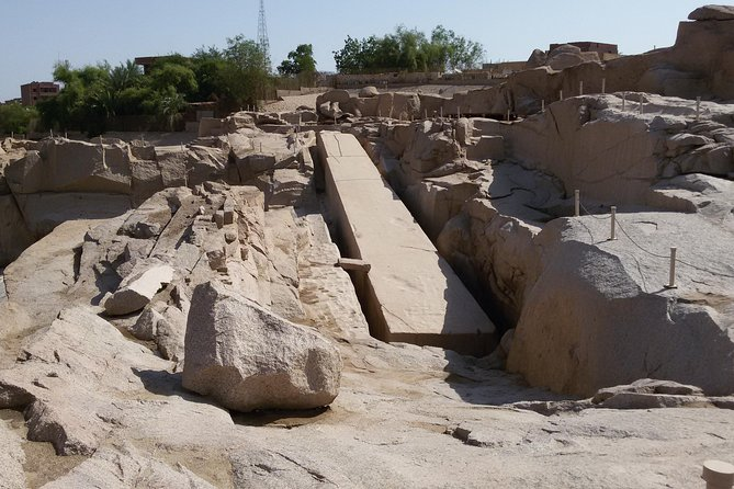 Aswan Private Full-Day Tour from Luxor by Road