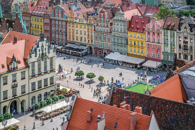 Wroclaw Day Tour from Krakow with Private Transfers