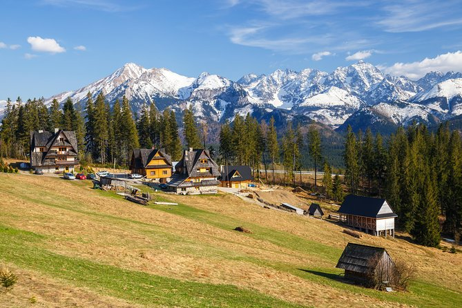 Private Zakopane Day Tour from Krakow