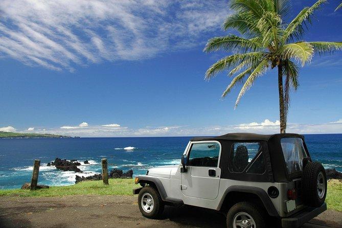 Jeep Tour und Schnorcheln in Cozumel von Playa del Carmen
