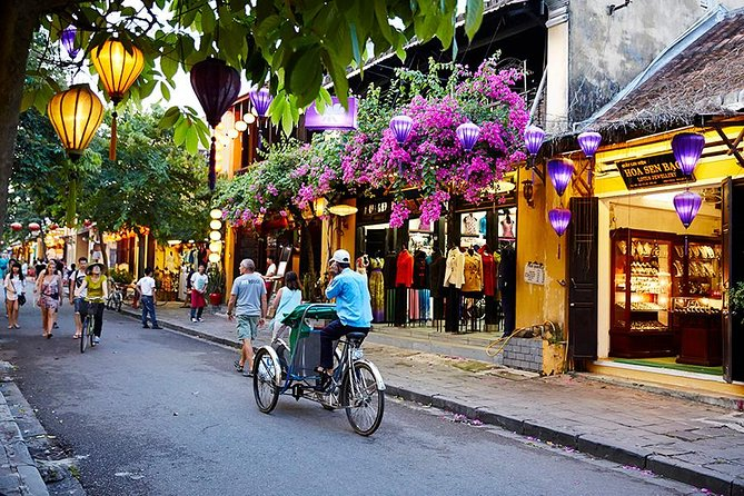 Hoi An Old Town and River Cruise