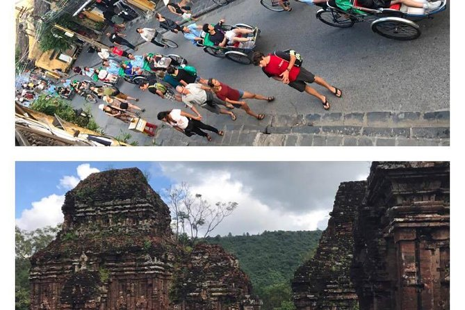 Full day: 2 world heritages My Son holyland and Hoi An old town