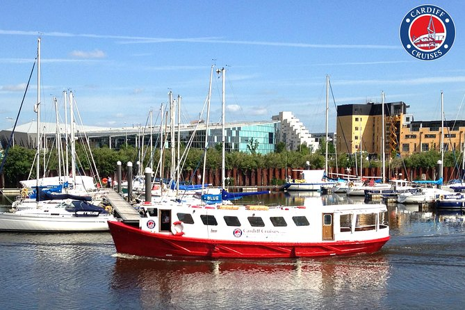 Cardiff Bay Boat Tour photo 2