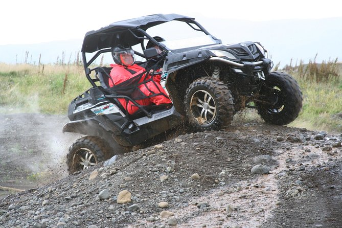 One Hour Buggy Adventure from Reykjavik