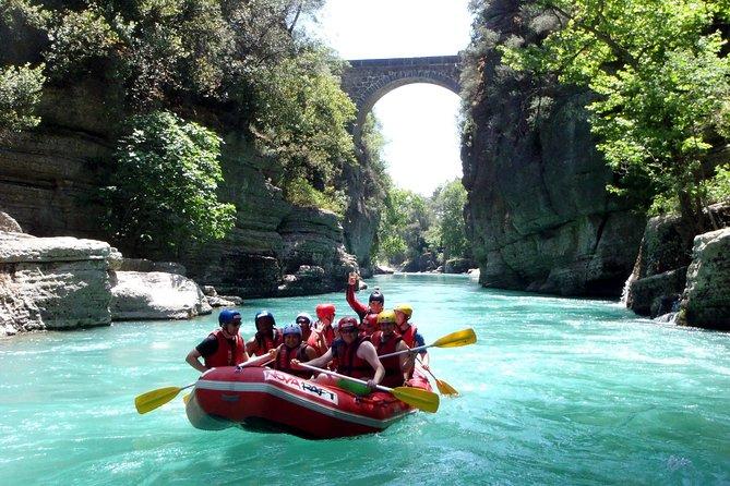 Whitewater Rafting Trip in Koprulu Canyon National Park 2021 - Antalya