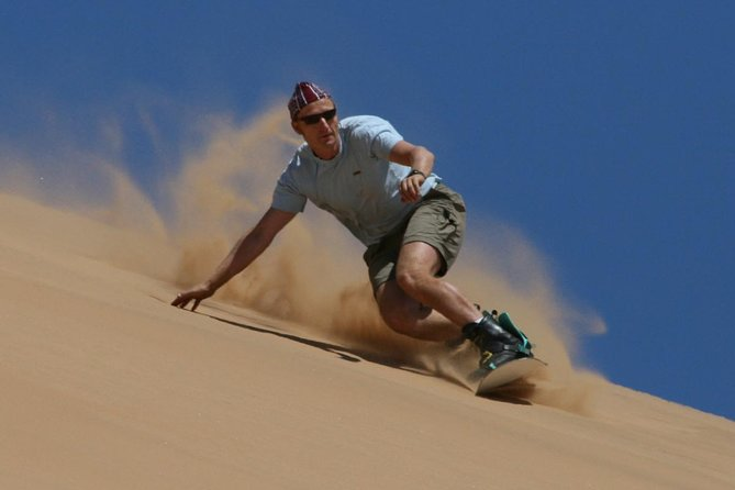 Sandboarding and Quad Biking Tour from Cape Town