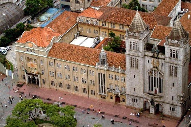 Private São Paulo 5h City Tour Municipal Mercado