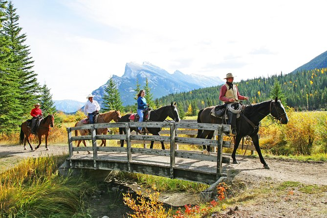 2 Hour Banff Horseback Riding Adventure