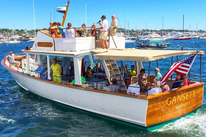 Newport Harbor Narrated Sightseeing Cruise