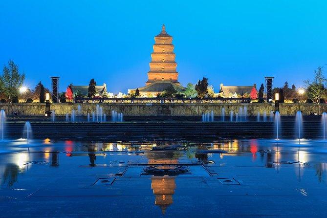 Dagtour met lunch: indrukwekkende stad Xi'an