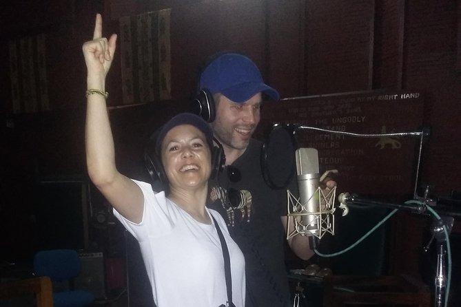 Creating Music in a Recording Studio