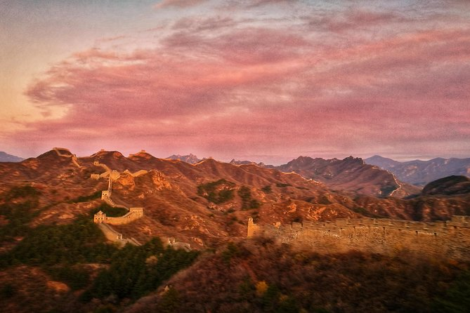 All Inclusive Private 2-Day Trip: Greatwall Trek from Gubeikou to Jinshanling