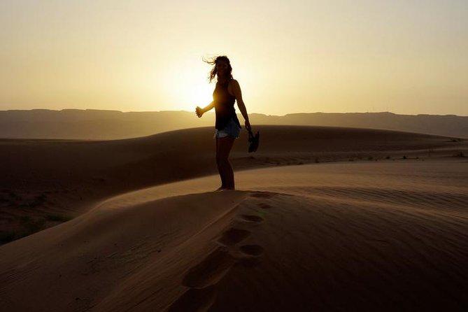 Desert of Merzouga from Essaouira -small group