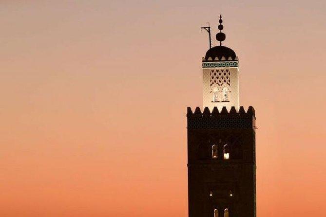 Marrakech City Tour Highlights Half-Day Tour from Agadir