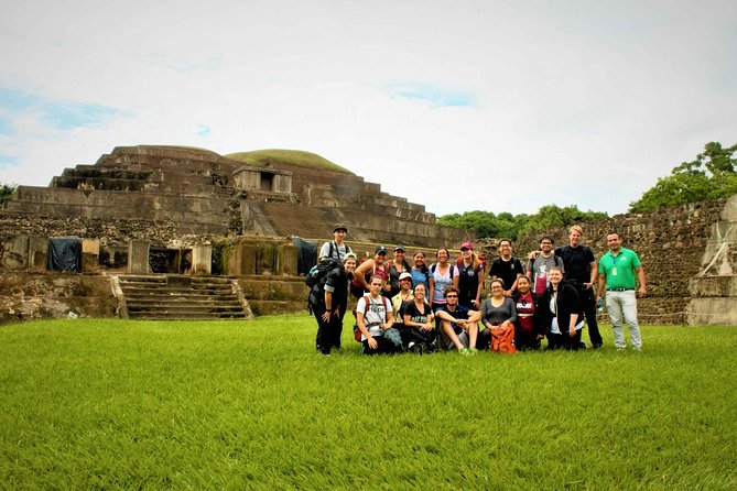 Mayan Exploration Tazumal Mayan Route Coatepeque Lake Full Day Tour