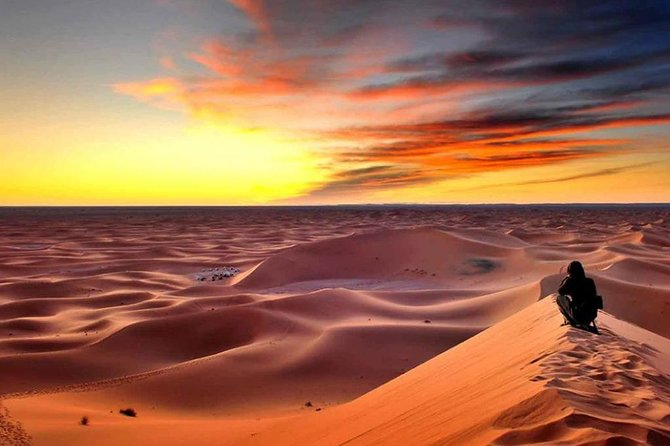 2 Nights in Merzouga Desert Camping With Camel Ride With Lunch With All Included