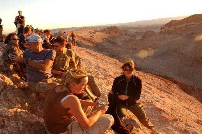 Aventura de 4 dias pelo Deserto de San Pedro de Atacama