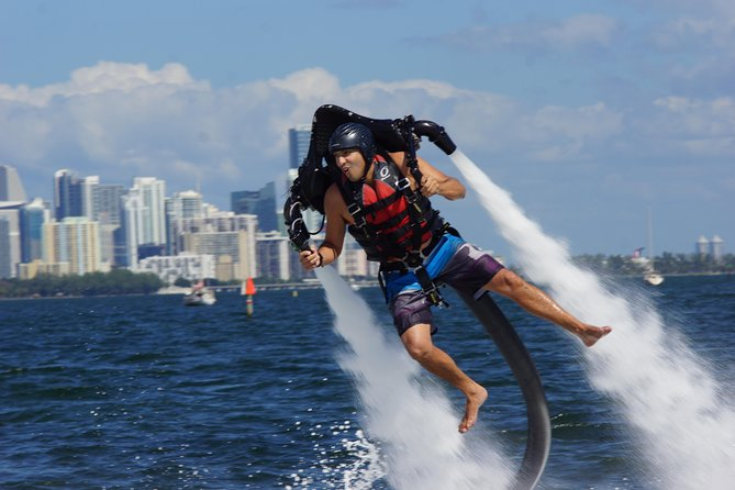 JetPack Flight in Miami