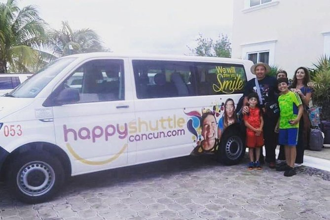 Private Roundtrip Transportation from Cancun Airport to Cancun Hotel Zone