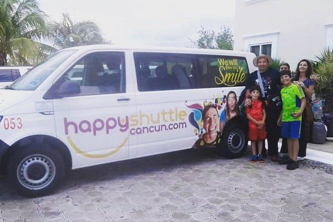 Private Roundtrip Transportation from Cancun Airport to Playa del Carmen