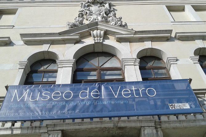 Museo Del Vetro Murano.Murano Glass Museum Entry Ticket Venice Italy Lonely Planet