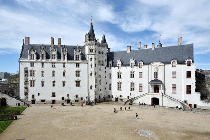 Skip the Line: Chateau des ducs de Bretagne Ticket 2021 - Nantes