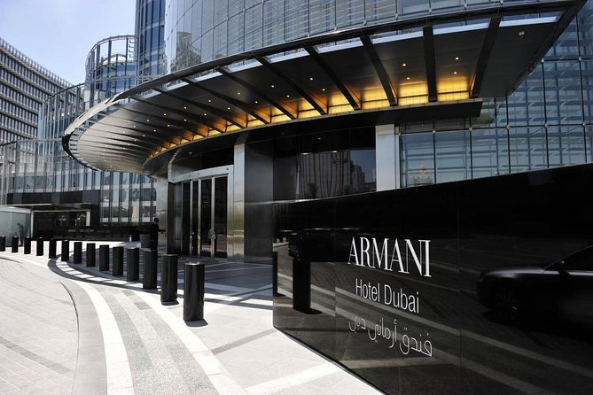 Dubai Full-Day Tour with Dinner at Fountain show with Burj Khalifa Entry ticket