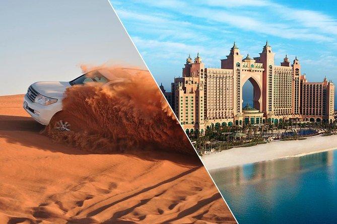 Dubai Morning Tour and Afternoon Desert Safari with BBQ