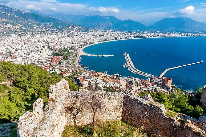 Cable Car and Alanya city tour by jeep photo 4