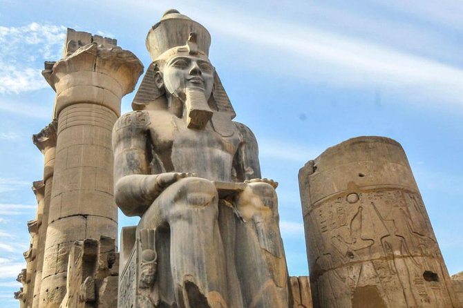 Luxor Day Tour From Sahel Hashesh