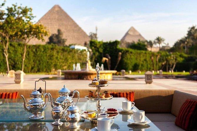 Privat 9-natt Kairo: Nilen Cruise, Pyramider, Luxor med 5-stjerners hoteller