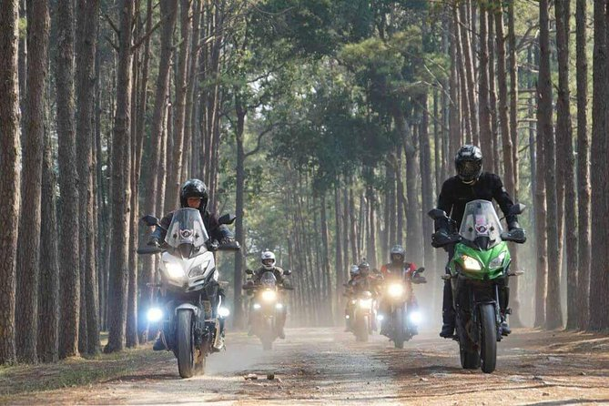 3-Day Doi Angkhang Motorcycle Tour from Chiang Mai