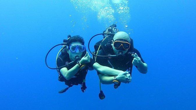 Koh Chang Dive Trip Including 3 Dives (Start at Koh Chang)