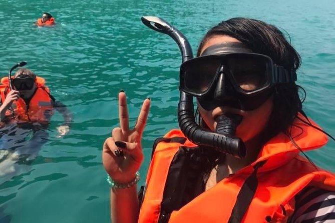 Snorkeling trip at Koh Chang (Starts from Koh Chang)