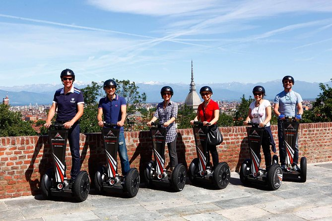 2 Hour-and-a Half Turin's classic Segway tour