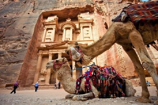 Travel to Petra The Rose Red City