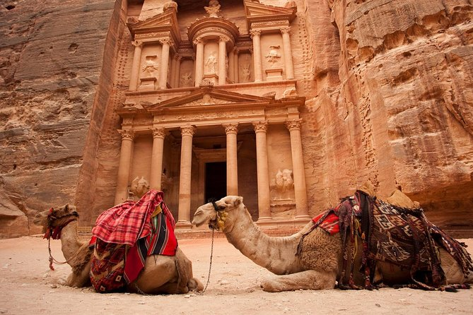 Travel to Petra from Aqaba The Rose Red City