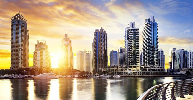 Private Dubai City tour for outdoor activities