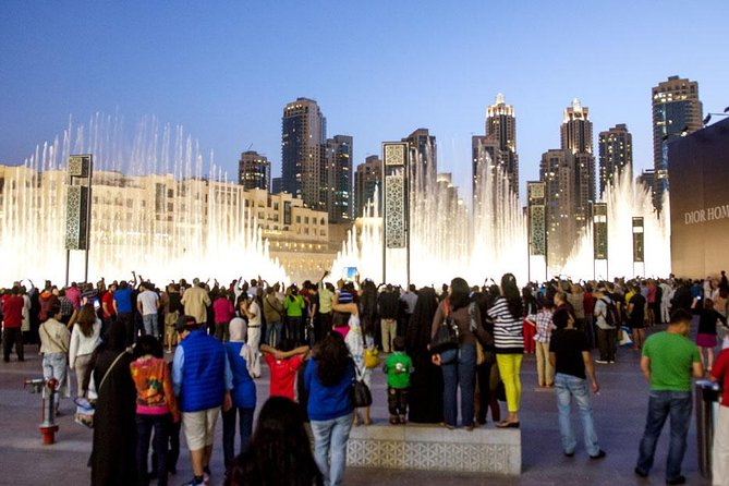 Dubai City tour sharing (Kids friendly )