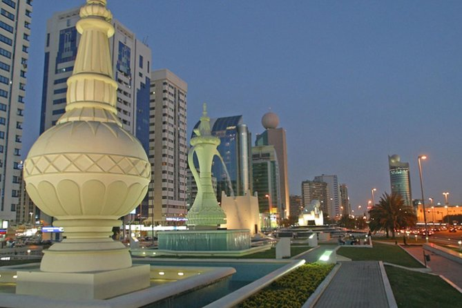 Abu Dhabi private City Tour - A journey to The Capital(Cultural & Themes tours )