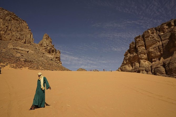 8-Day Circuit Hiking Sahara in Algeria with Flights Included