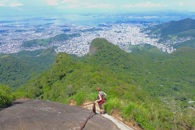 Tijuca Peak Hiking Tour in Rio de Janeiro
