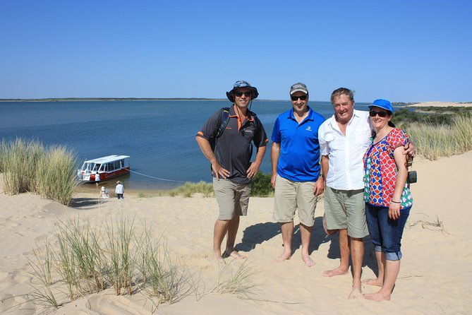 Coorong National Park Wildlife Cruise from Goolwa