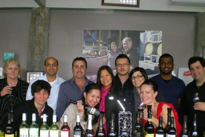 Excursão para a vinícola das Cadeias Macedon saindo de Melbourne