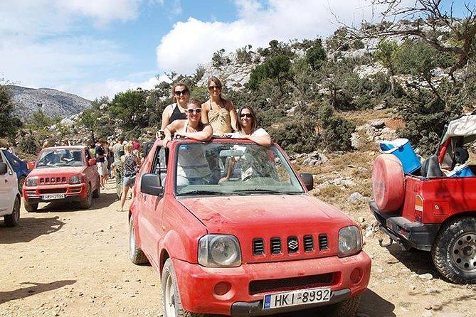 Jeep Safari till Lassithi Plateau på Kreta