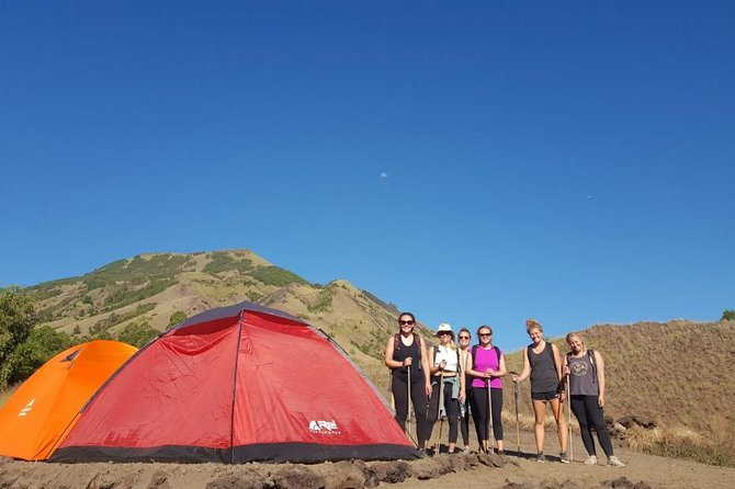 Batur Vulcano Camping and Sunrise Trekking