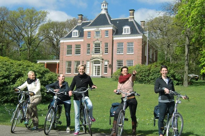 Bloemendaal Highlights: Guided Bike Tour close to Amsterdam