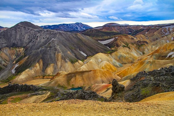 Landmannalaugar and Hekla Volcano / guided private tour
